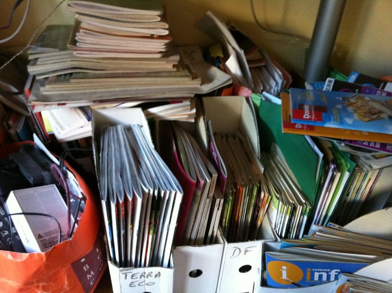 Bureau chaos 5