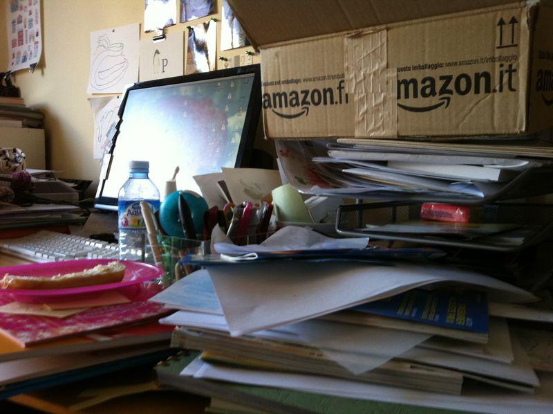Bureau chaos 1